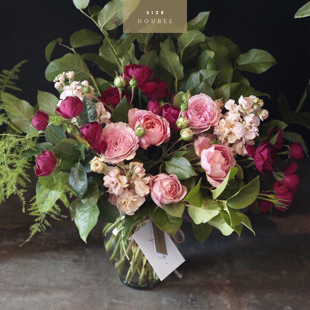 The Juliette Collection Romantic Mix Wilder Floral Co San Luis