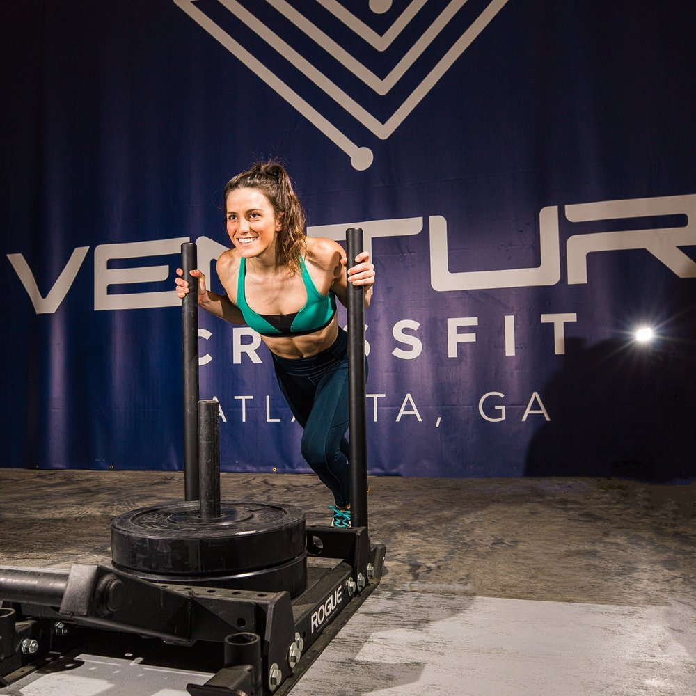 Marissa Monivis    Certifications                                                            CrossFit Level 1 (2016)    Competitions                                                                      Festivus Games (2014) Raid Games (2014) Atlanta Affiliate League X&Y (2016)                           Atlanta Affiliate League Octoberfest (2016) Women's Only WOD for Breast Cancer (2015)                   Battle of the Boxes IV (2016)                                               CrossFit Open (2015-2017)   Athletic Achievements  2017 CrossFit Open - Top 10.5% Region                      2017 CrossFit Open - Top 9.9% Georgia