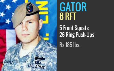"Christopher 'Gator' Gathercole | Age 21 | Santa Rosa, CA   U.S. Army Specialist Christopher ""Gator"" Gathercole, 21, of Santa Rosa, California, assigned to 2nd Battalion, 75th Ranger Regiment, based in Fort Lewis, Washington, was killed by enemy fire on May 26, 2008, in Ghazni, Afghanistan. He is survived by his brother Edward, sisters Jennifer Daly and Sarah Ferrell, father Edward Gathercole, and mother Catherine Haines."