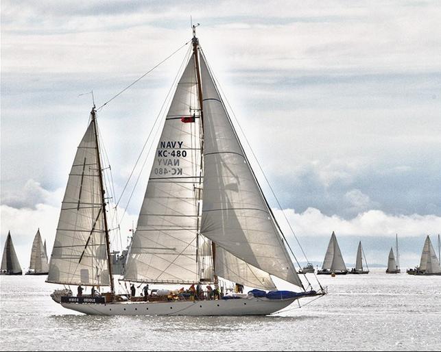 HMCS Oriole -