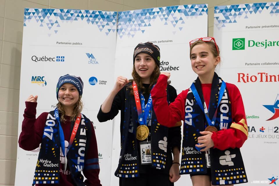 Crédits photo: Jeux du Québec