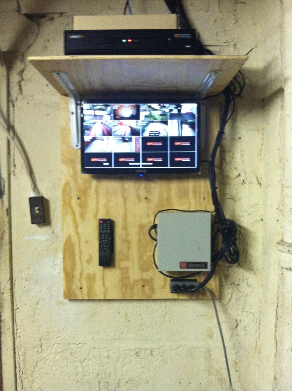 Surveillance System Console