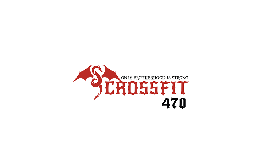 Crossfit 470 Logo