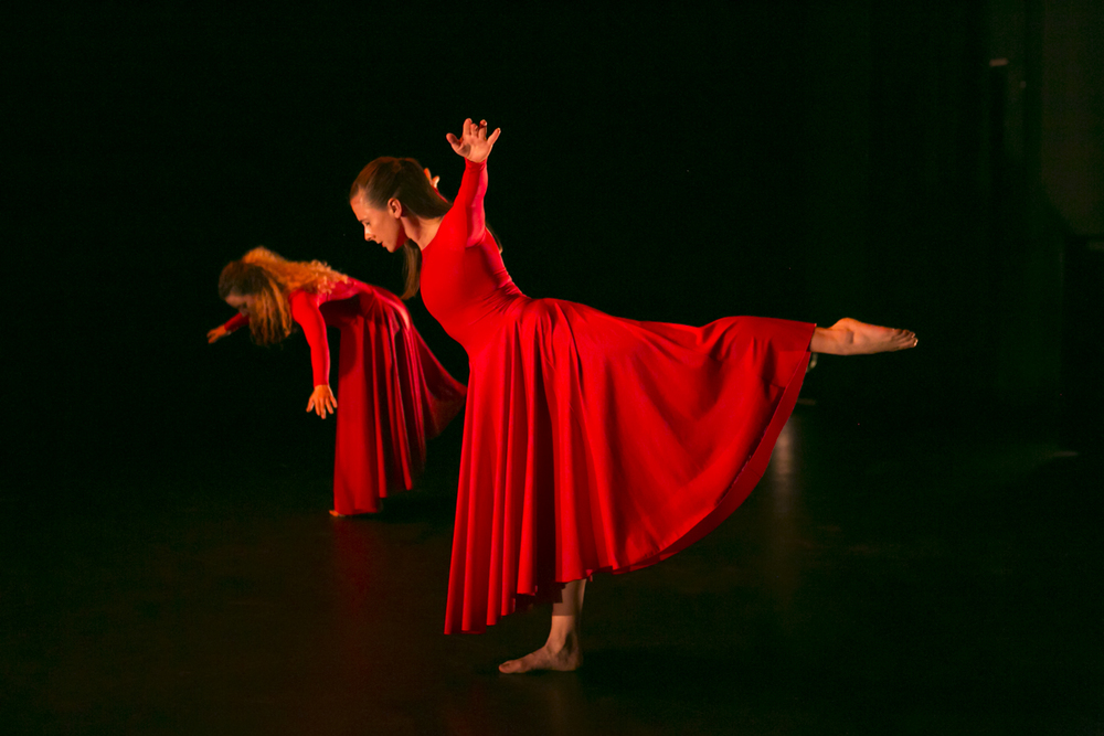 Performance with Sokolow Theatre Dance