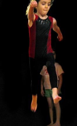 Ruby performing Erin's choreography about 10 years ago!