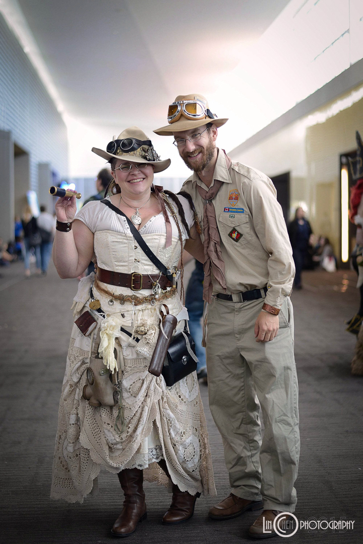 Steampunk adventures