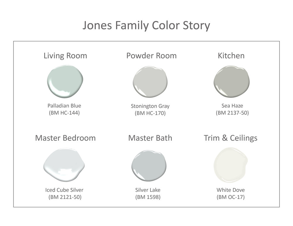 color stories example 1