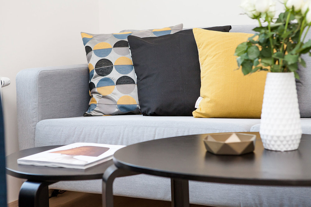 Interior Decor - For homeowners, renters & commercial clientsIn need of new accessories, furniture, or paint colors? Whether it's subtle adjustments or a complete transformation, we will create a polished and beautiful space for you.