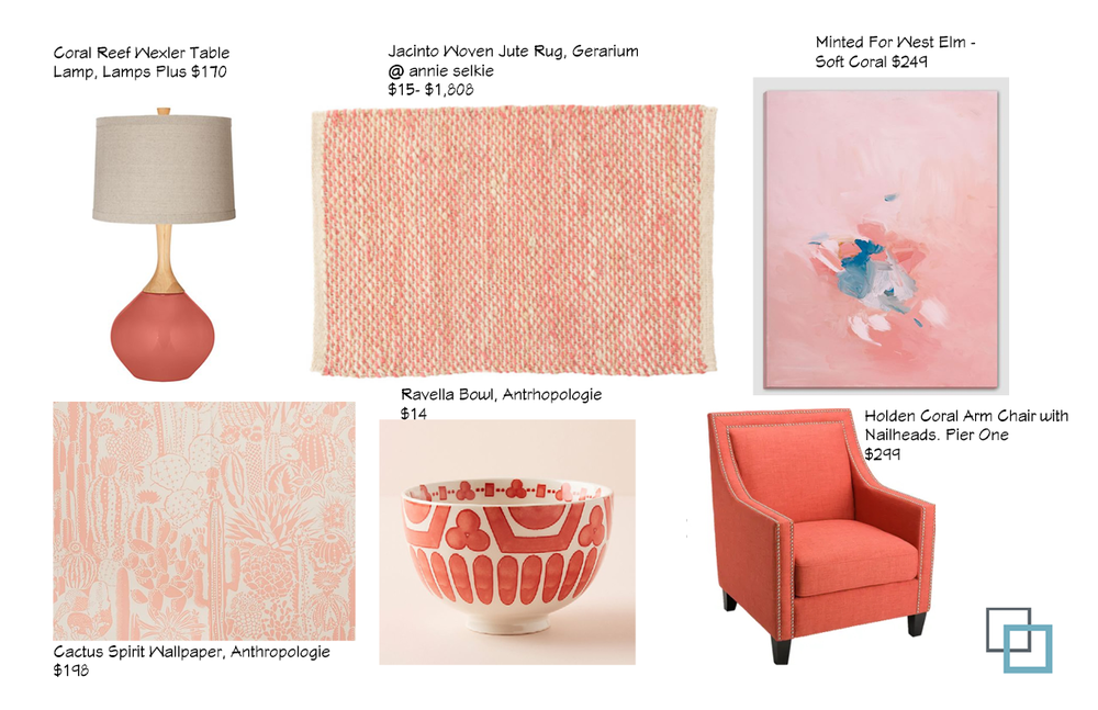 """""""Sociable and spirited, the engaging nature of PANTONE 16-1546 Living Coral welcomes and encourages lighthearted activity. Symbolizing our innate need for optimism and joyful pursuits, PANTONE 16-1546 Living Coral embodies our desire for playful expression."""" -Pantone"""