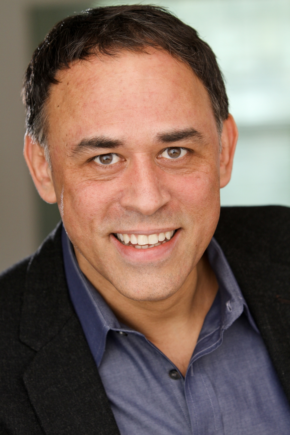 Admiral Theatre Artistic Director Richard Padro