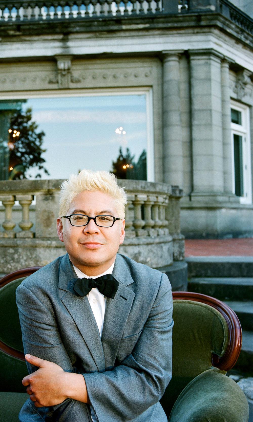 Pink Martini Bandleader Thomas Lauderdale