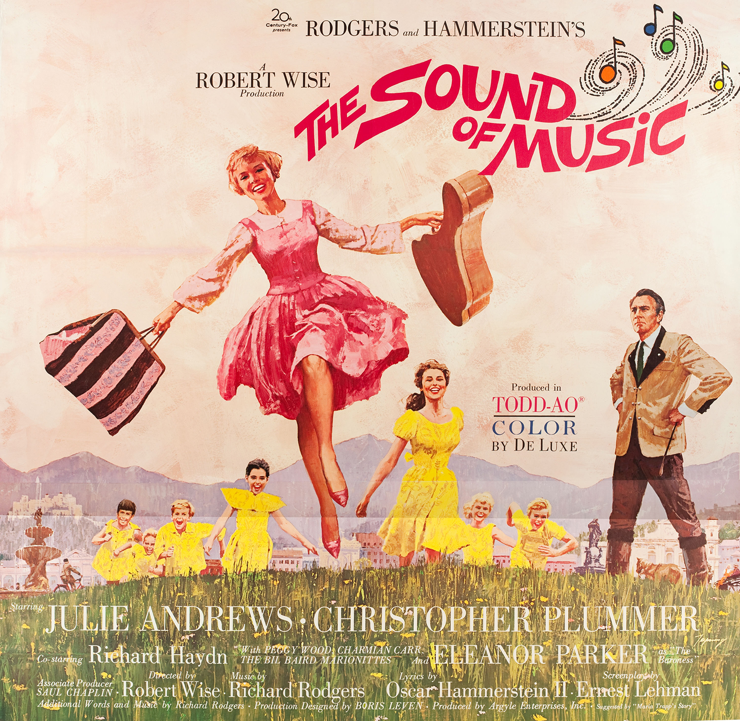 6 Movie Matinee The Sound Of Music Admiral Theatre