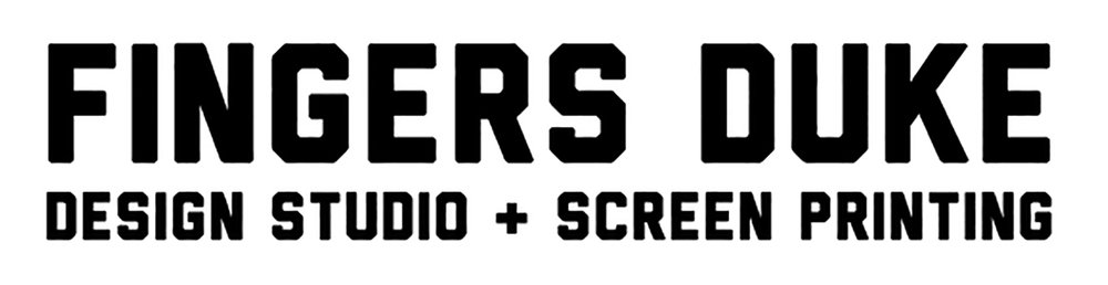 Fingers Duke Design Studio + Screen Printing