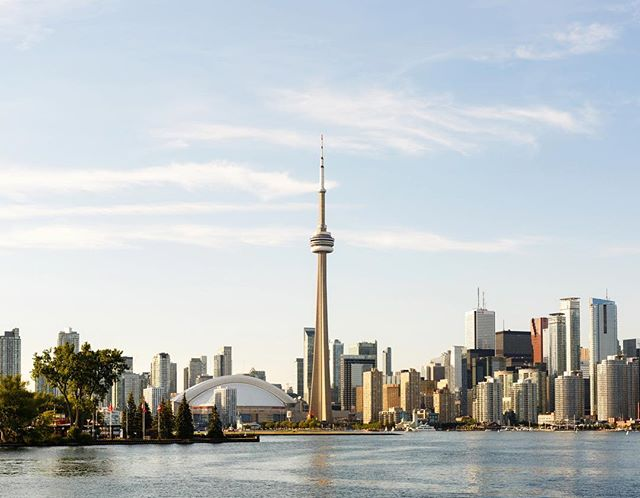 Toronto, you've been a treat this Summer. Thanks for always taking us on new adventures.