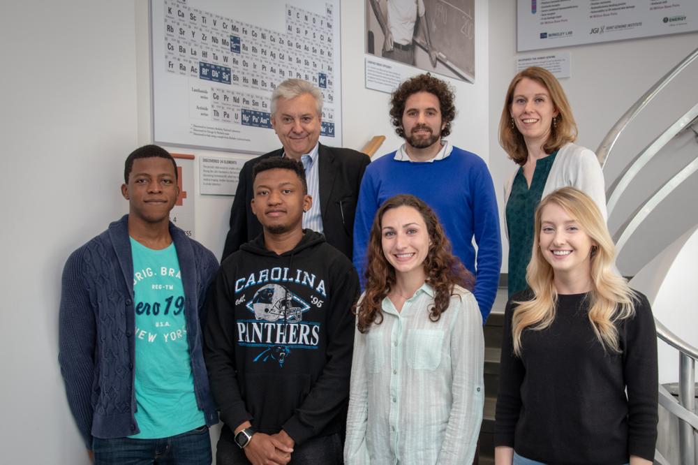 Nurturing the Next Generation of Scientists