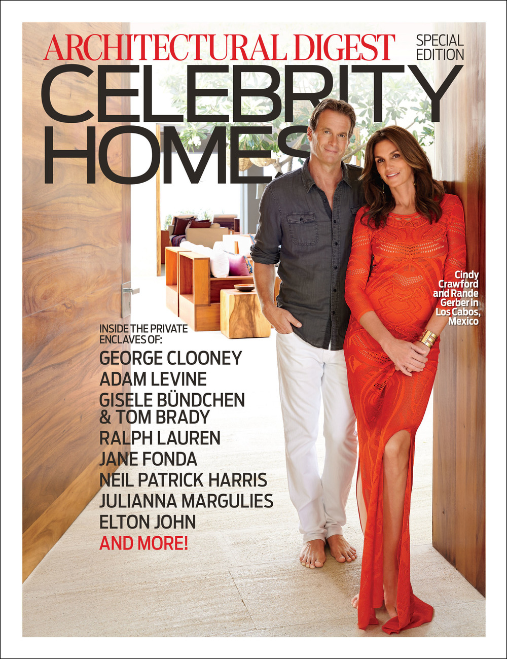 AD Celebrity Homes Fall 2015