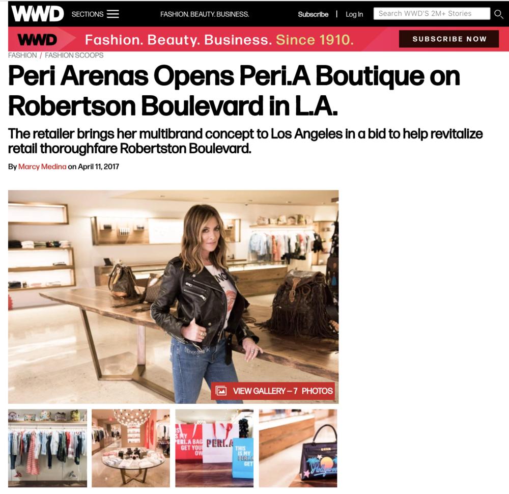 Women's Wear Daily April 11, 2017