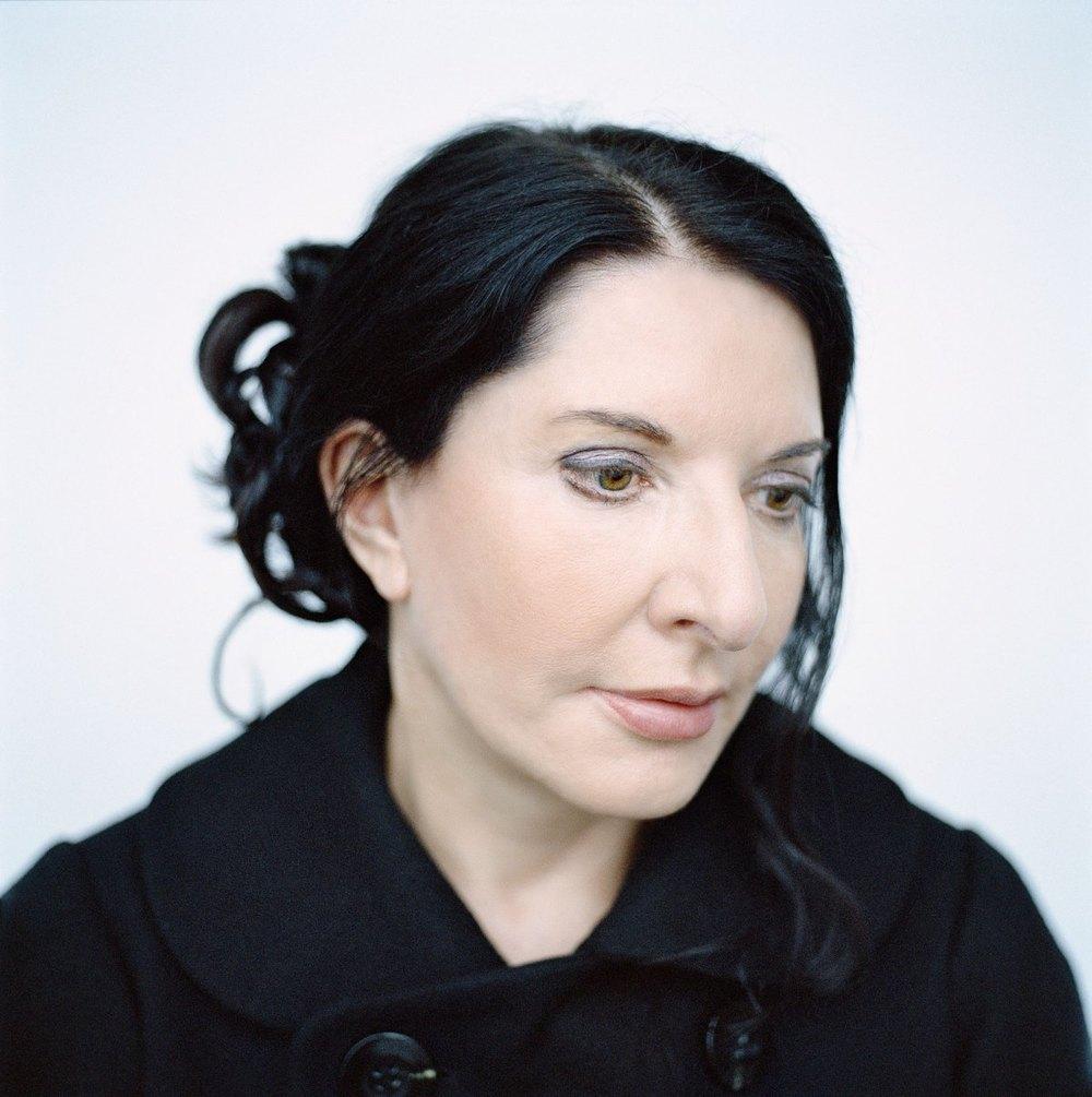 Marina Abramovic para Time Magazine