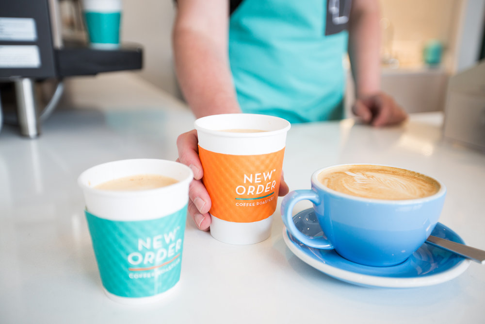 CASE STUDY: New Order Coffee Roasters -