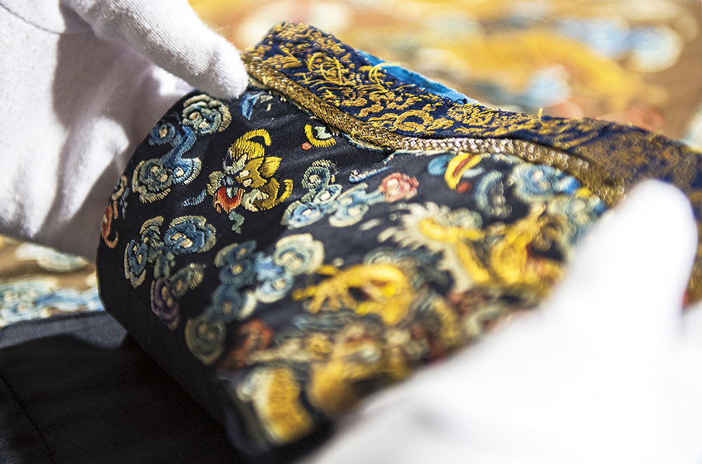 Chinese-robe-from-Mactaggart-collection