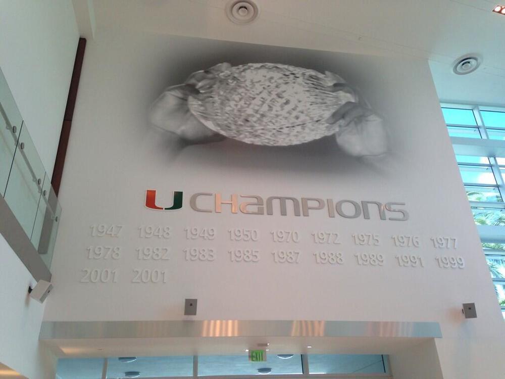 University of Miami Championship Center