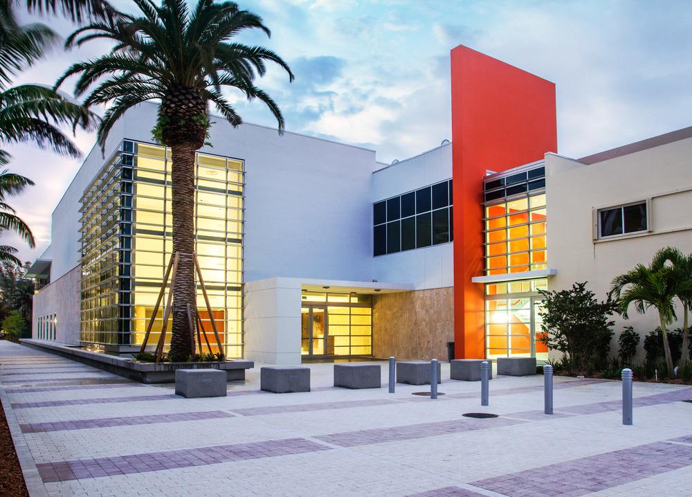 University of Miami Schwartz Athletic Center