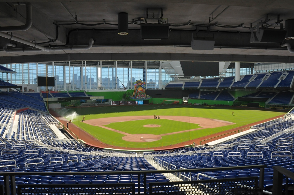 Miami Marlins Ballpark