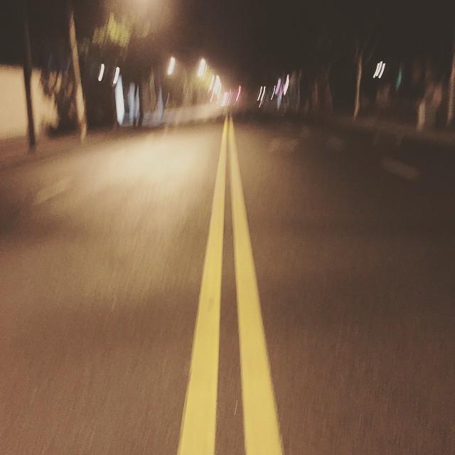 #SquarePusher empty street