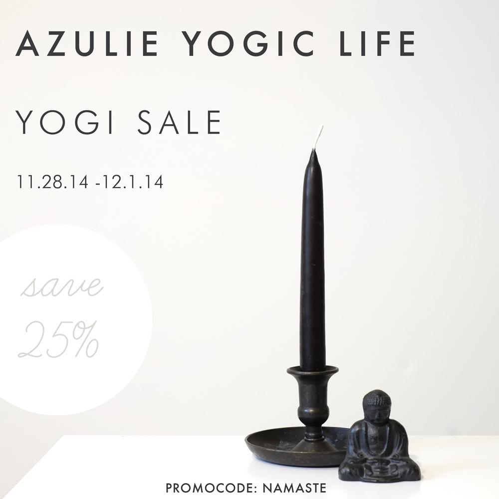 azulie yogic life yogi sale