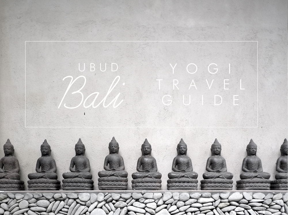 Azulie Yogi Travel Guide | Ubud