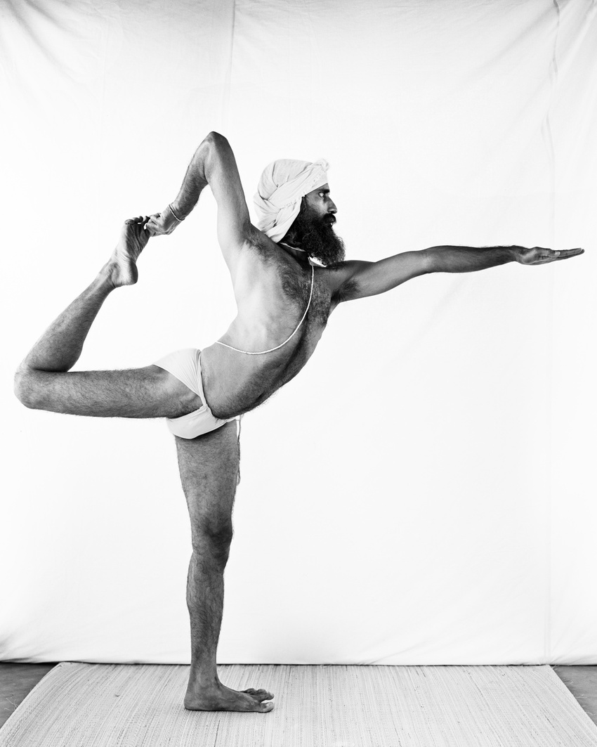 Azulie Yoga Pic of the Week | Richard Pilnick