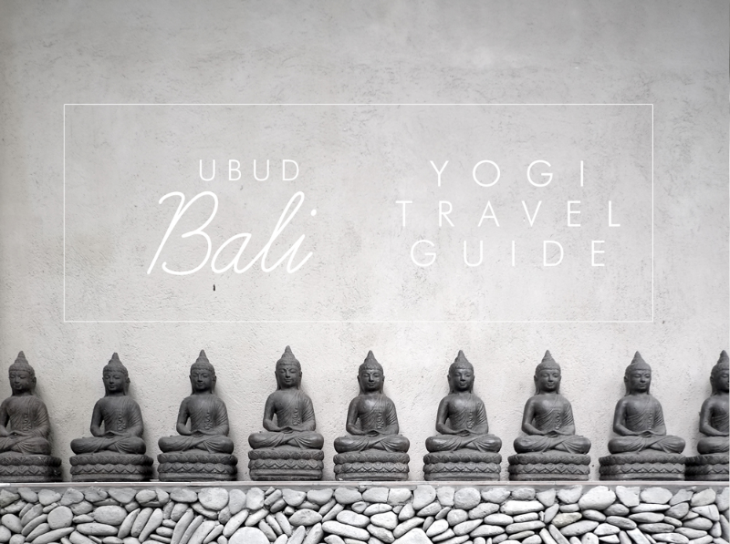 Azuile Yogi Travel Guide | Ubud