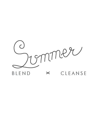 Azulie Summer Blend Cleanse