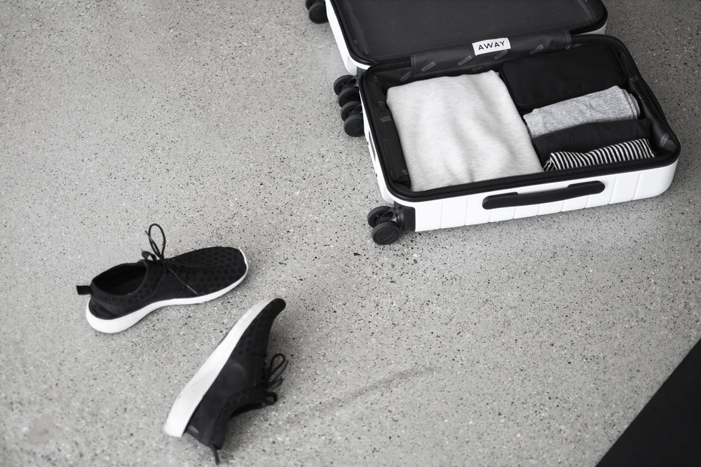 Azulie | Away bag
