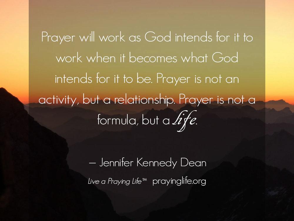 Praying Life Foundation