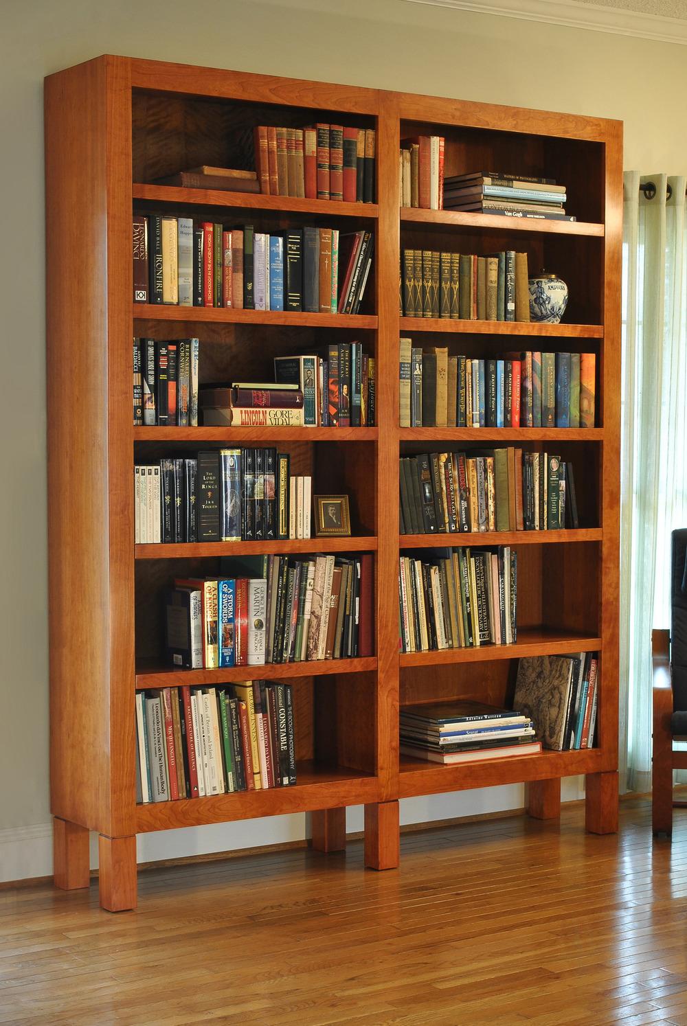 Mid-Modern Bookcase