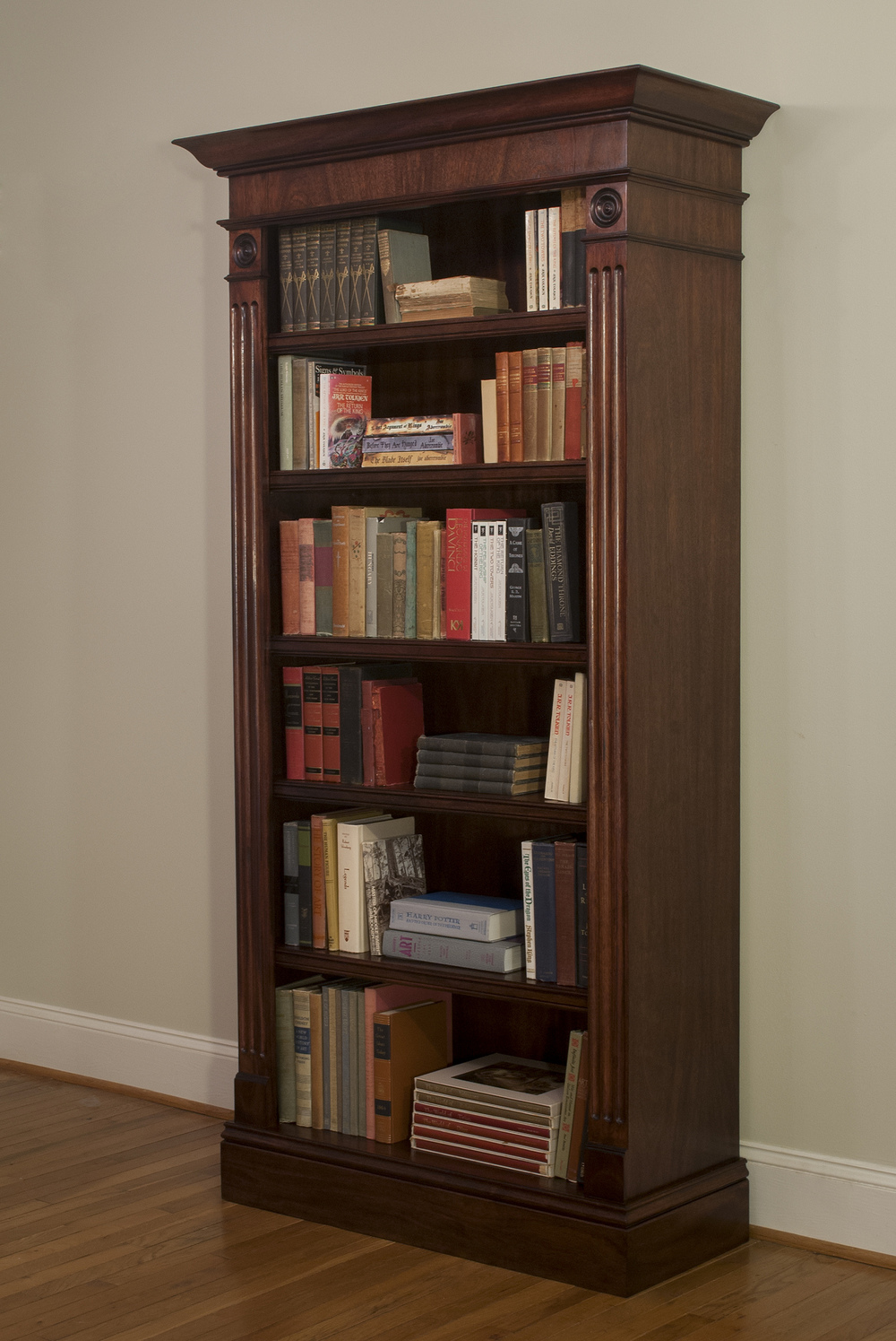 atlanta ga custom bookcase library design atlanta