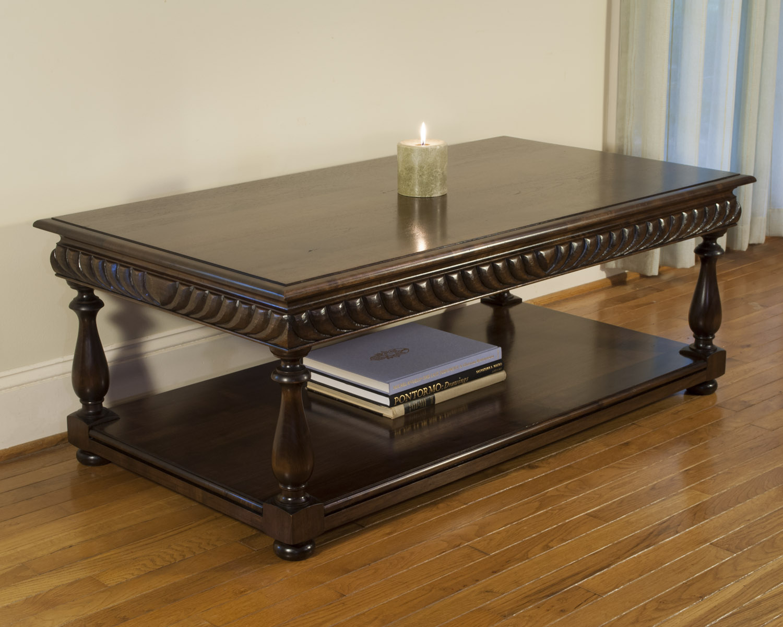 Custom Coffee Tables atlanta, ga custom coffee tables traditional, mid-modern