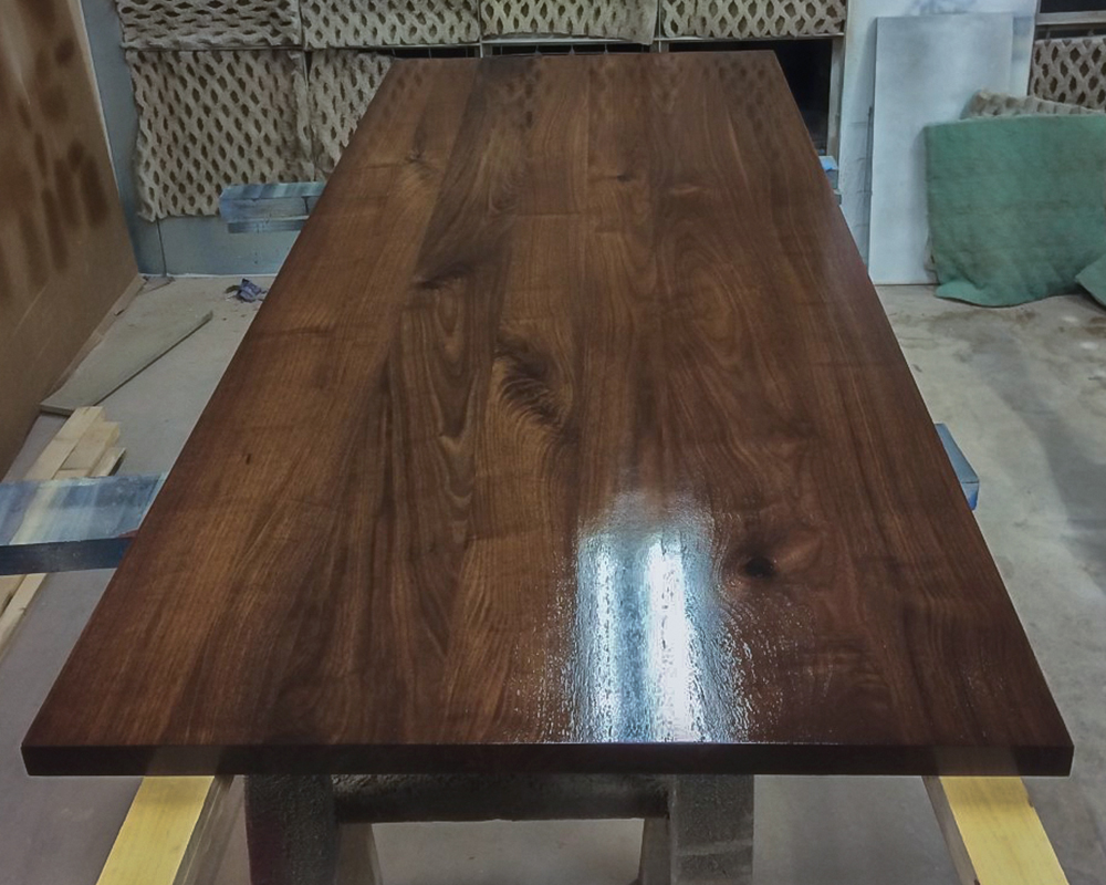 Solid Wood Table Tops  Shelves  Dimensional   Rough Lumber. Atlanta  GA Custom Table Tops   Components   Atlanta Custom