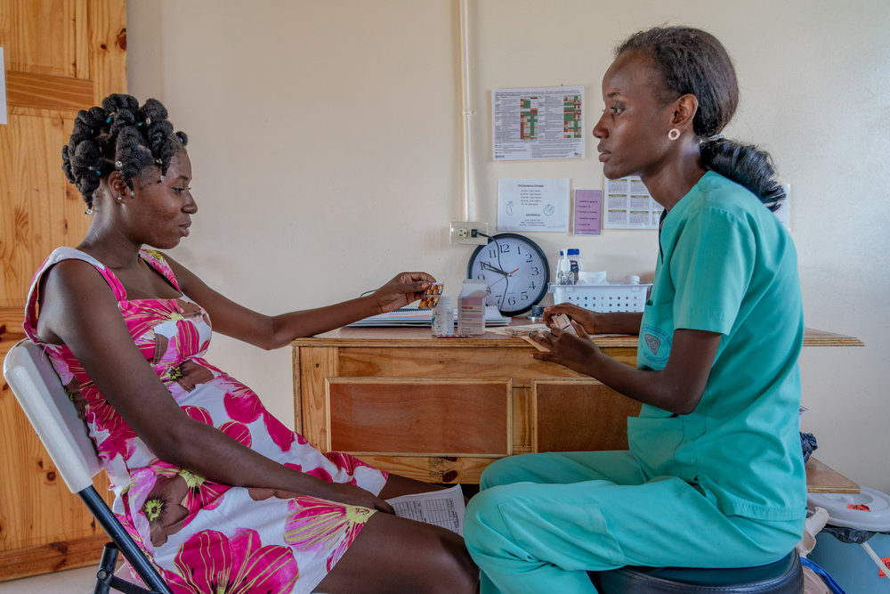 27. Unclaimed - I support Strong Start because I know that skilled maternal-health workers save lives.