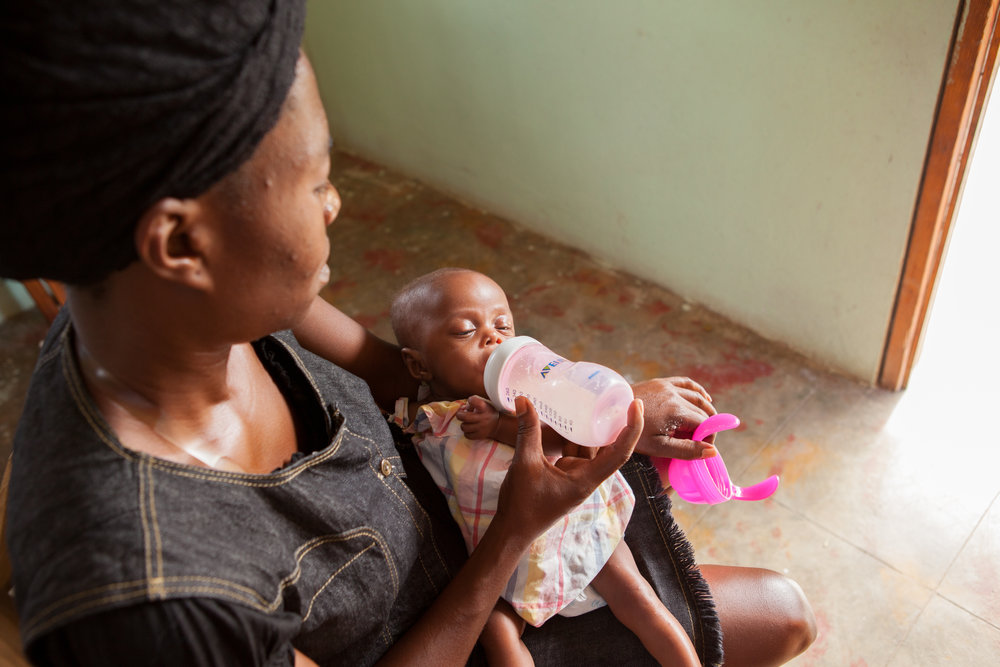 38. Unclaimed - I believe in breaking the barrier of health access for pregnant women and infants in the North of Haiti.