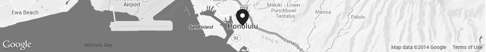 Located in the heart of Honolulu Hawaii