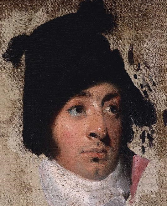 Portrait by THomas Lawrence