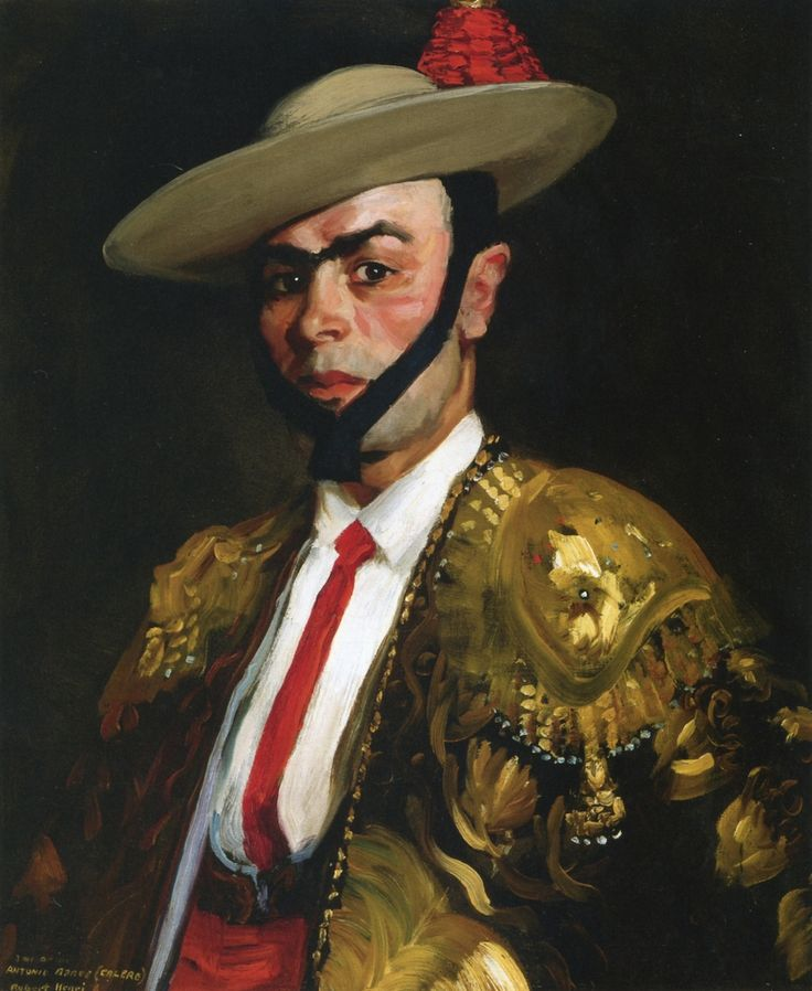 Caleros by Robert Henri