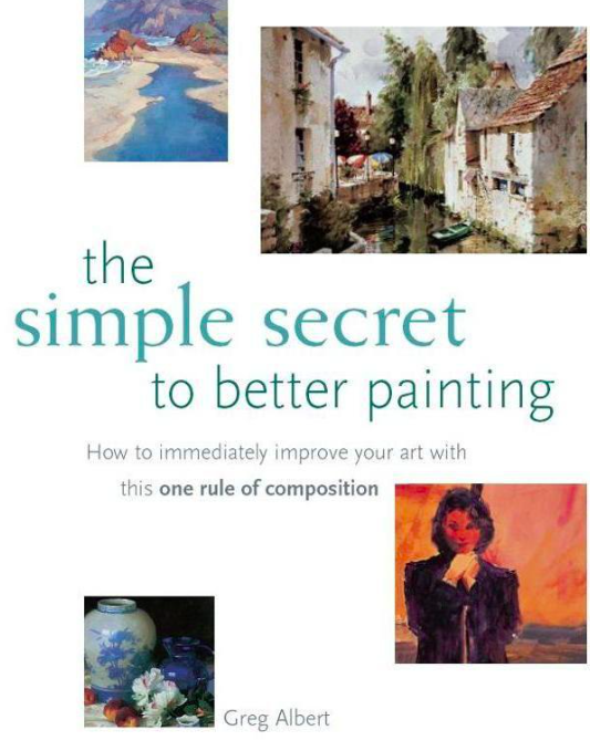 Recommended: - The title may sound gimmicky but Greg Albert has written a very good book explaining how intervals in composition make for dynamic and interesting paintings.
