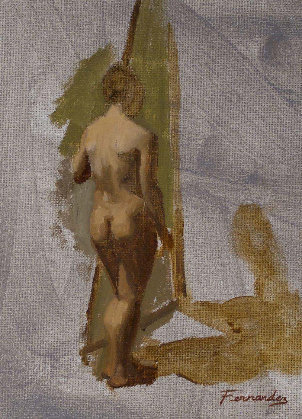 Painting Workshops - Landscape: June 25 - 27Figure: July 9 - 11