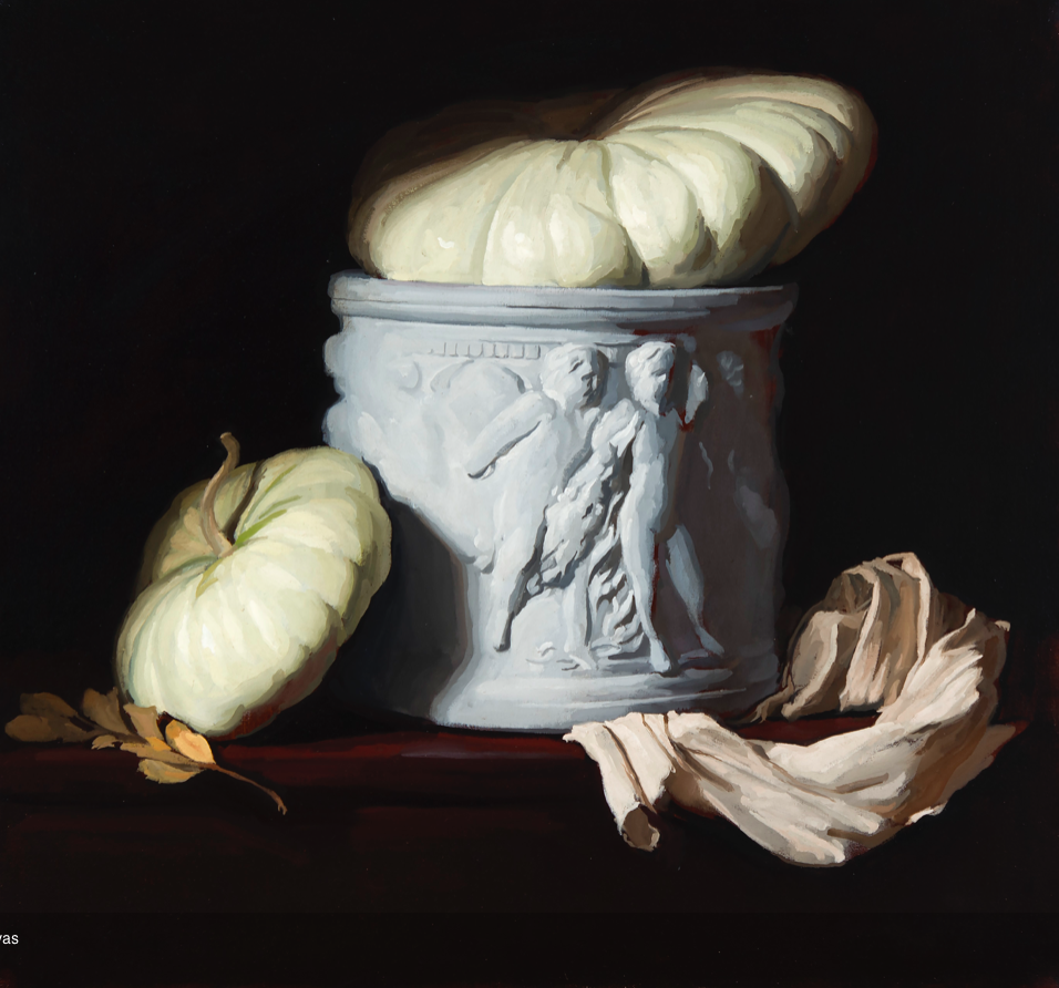 Ferrera, 30 x 24, oil on canvas