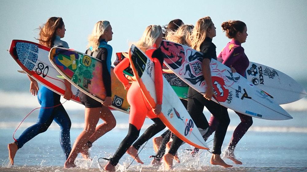 lavagirlsurf lunchbreak surf film festival