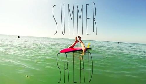 lava girl surf summer salad surf film festival