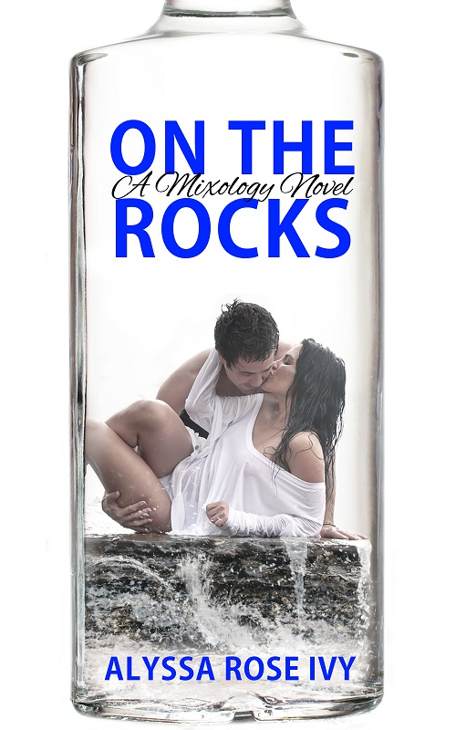 On the Rocks (Mixology)- Coming May 29th!    Love is best served on the rocks. My roommates look really good naked. At least one of them does. I'm sure the other one does too, but I haven't seen him without his pants on. Living with two guys wasn't something I'd ever considered, but the opportunity fell in my lap, and I'd have been crazy to turn it down. College went by in a great big blur leaving me with less of a direction than I had going in. Add in a family that wanted nothing to do with me, and my post-college plans were less than clear. What's a girl to do when she has nowhere else to turn? She moves to the Outer Banks and learns to bartend. After all, it was my horrible bartending skills that led me to my roommate's bed and into his heart.   Add to Goodreads